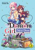 The Demon Girl Next Door Manga Volume 2