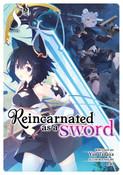 Reincarnated as a Sword Novel Volume 8