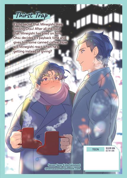 Manly Appetites Minegishi Loves Otsu Manga Volume 2