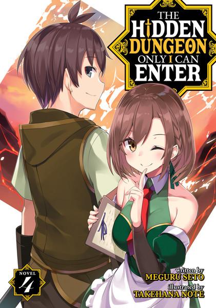 The Hidden Dungeon Only I Can Enter Novel Volume 4