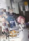 Mushoku Tensei Jobless Reincarnation Novel Volume 11