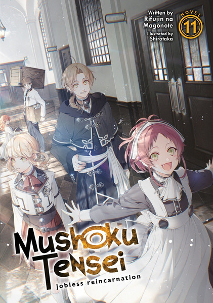 Mushoku Tensei Jobless Reincarnation Novel Volume 11