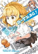 D-Frag! Manga Volume 15
