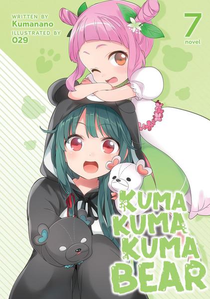 Kuma Kuma Kuma Bear Novel Volume 7