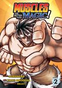 Muscles are Better Than Magic! Manga Volume 2