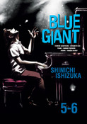 Blue Giant Manga Omnibus Volume 3