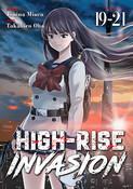 High-Rise Invasion Manga Omnibus Volume 10