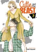 Cutie and the Beast Manga Volume 3