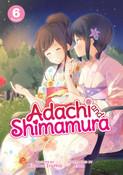 Adachi and Shimamura Novel Volume 6