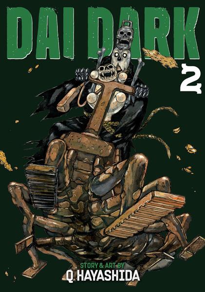 Dai Dark Manga Volume 2