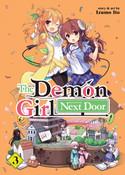 The Demon Girl Next Door Manga Volume 3