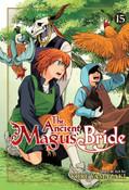 The Ancient Magus' Bride Manga Volume 15