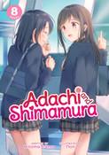 Adachi and Shimamura Novel Volume 8