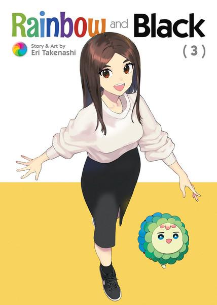 Rainbow and Black Manga Volume 3