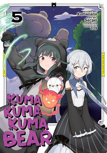 Kuma Kuma Kuma Bear Manga Volume 5