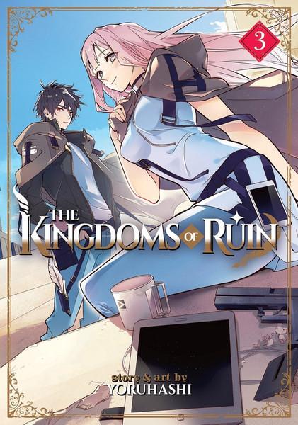 The Kingdoms of Ruin Manga Volume 3
