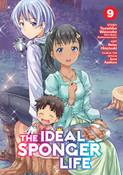 The Ideal Sponger Life Manga Volume 9