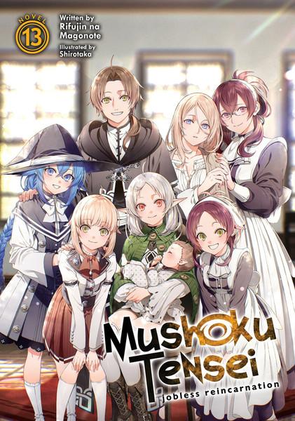 Mushoku Tensei Jobless Reincarnation Novel Volume 13