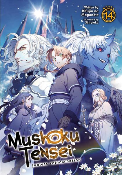 Mushoku Tensei Jobless Reincarnation Novel Volume 14