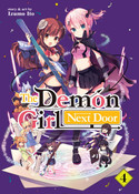 The Demon Girl Next Door Manga Volume 4