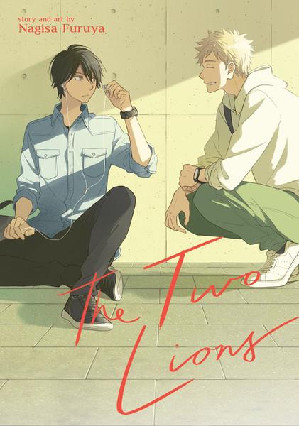 The Two Lions Manga