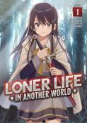 Loner Life in Another World Novel Volume 1