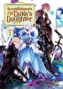 Accomplishments of the Duke's Daughter Novel Volume 1