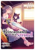 Reincarnated as a Sword Novel Volume 10