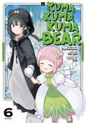 Kuma Kuma Kuma Bear Manga Volume 6