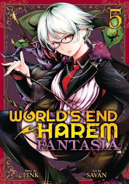 World's End Harem Fantasia Manga Volume 5