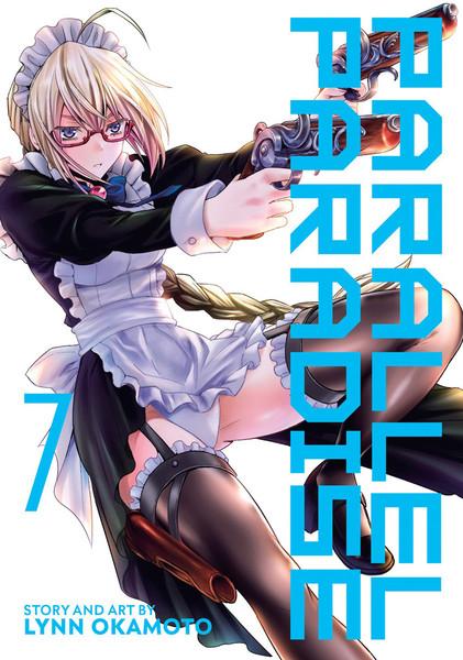 Parallel Paradise Manga Volume 7