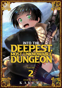 Into the Deepest Most Unknowable Dungeon Manga Volume 2