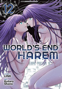 World's End Harem Manga Volume 12
