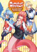 Monster Musume Monster Girls on the Job! Novel