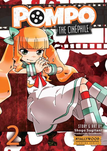 Pompo The Cinephile Manga Volume 2