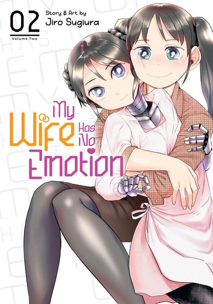My Wife Has No Emotion Manga Volume 2