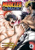 Muscles are Better Than Magic! Manga Volume 4