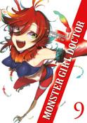 Monster Girl Doctor Novel Volume 9