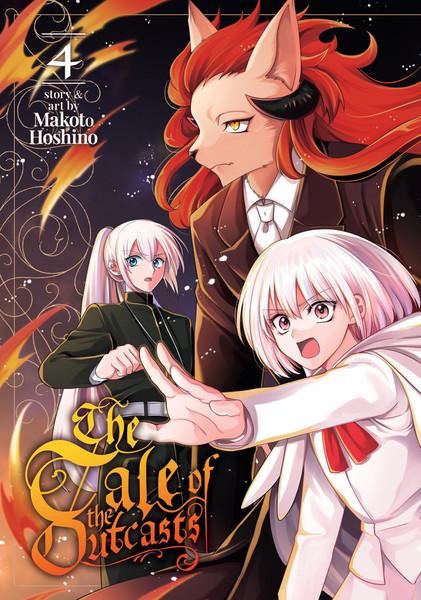 The Tale of the Outcasts Manga Volume 4