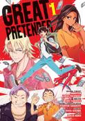 GREAT PRETENDER Manga Volume 1