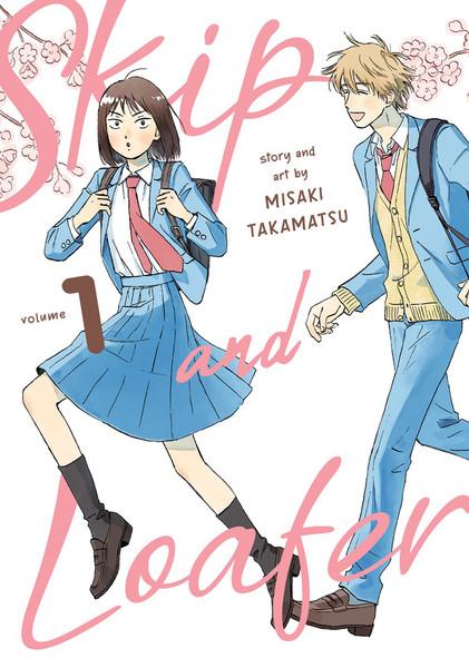 Skip and Loafer Manga Volume 1