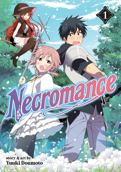 Necromance Manga Volume 1