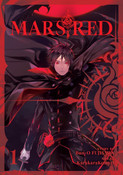 MARS RED Manga Volume 1