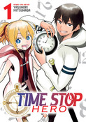 Time Stop Hero Manga Volume 1