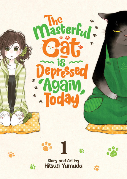 The Masterful Cat Is Depressed Again Today Manga Volume 1