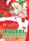 Kageki Shojo!! Manga Volume 2