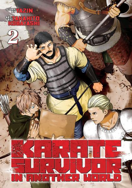 Karate Survivor in Another World Manga Volume 2
