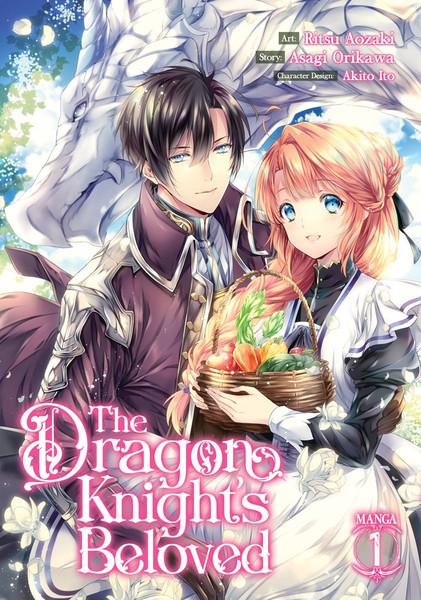 The Dragon Knight's Beloved Manga Volume 1