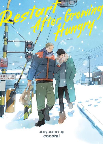 Restart After Growing Hungry Manga