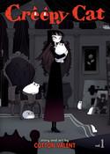 Creepy Cat Manga Volume 1 (Color)